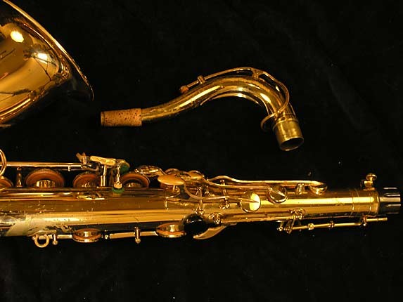 Selmer Lacquer Mark VI Tenor - 185530 - Photo # 6