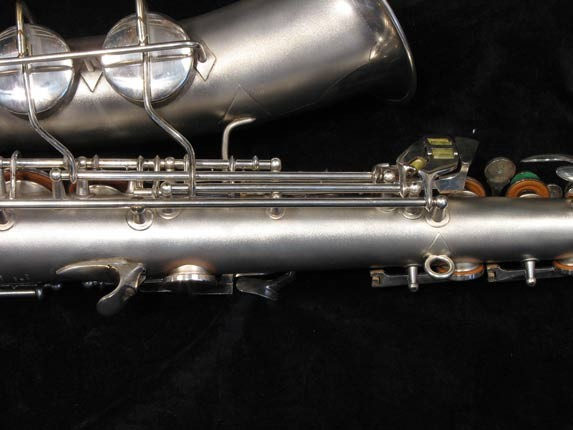 Conn Silver Plate Transitional 6M Alto - 250669 - Photo # 10