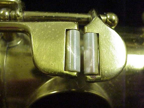 Conn Lacquer Transitional Tenor - 244587 - Photo # 14