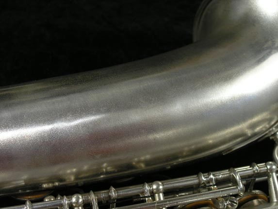 Selmer Matte Silver Plate Balanced Action Alto - 26987 - Photo # 19