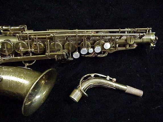 Selmer Lacquer Mark VI Alto - 79741 - Photo # 3