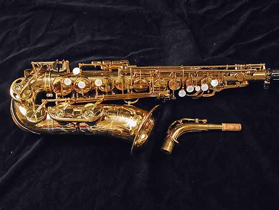 Selmer Lacquer Mark VI Alto - 149473 - Photo # 1
