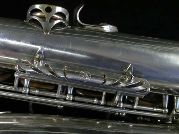 Selmer Silver Plate Mark VI Tenor - 102079 - Photo # 18