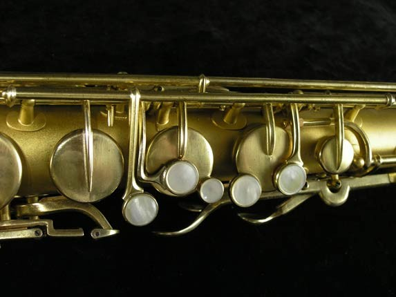 Buescher Gold Plate True Tone Tenor - 211585 - Photo # 4