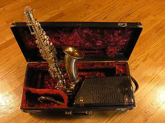 Martin Gold Plate Committee II Alto - 129757 - Photo # 22