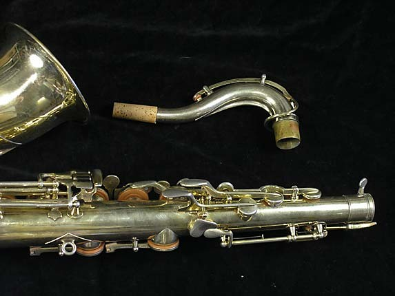Martin Gold Plate Handcraft Committee Tenor - 124804 - Photo # 6