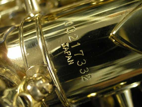Yanagisawa Lacquer 901 Curved Soprano - 00217332 - Photo # 13