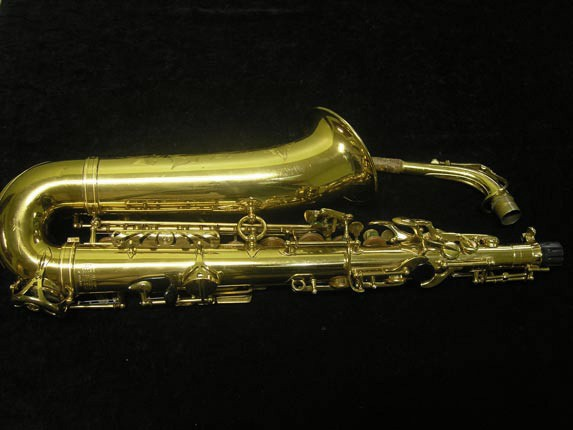 Selmer Lacquer Low A Mark VI Alto - 146156 - Photo # 4