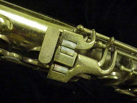 Conn Lacquer Transitional Tenor - 244587 - Photo # 15