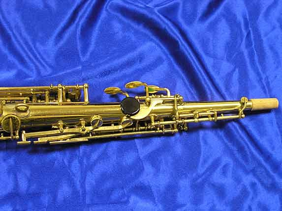 Selmer Lacquer Mark VI Soprano - 105987 - Photo # 6