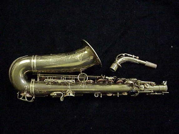 Selmer Lacquer Mark VI Alto - 79741 - Photo # 4
