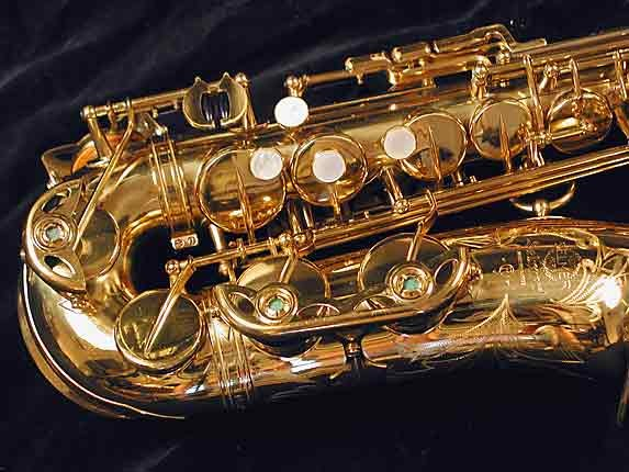 Selmer Lacquer Mark VI Alto - 149473 - Photo # 2