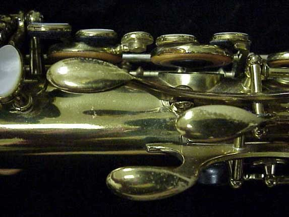 Selmer Lacquer Mark VI Tenor - 101021 - Photo # 32