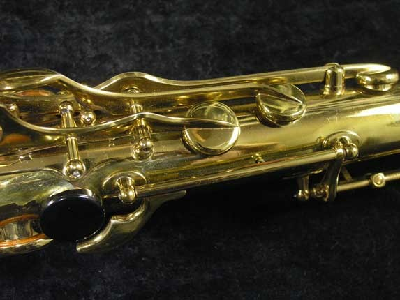 Selmer Lacquer Mark VI Tenor - 143923 - Photo # 12