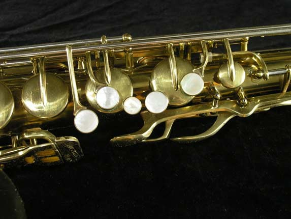 Buescher Lacquer 400 Top Hat & Cane Tenor - 345984 - Photo # 7