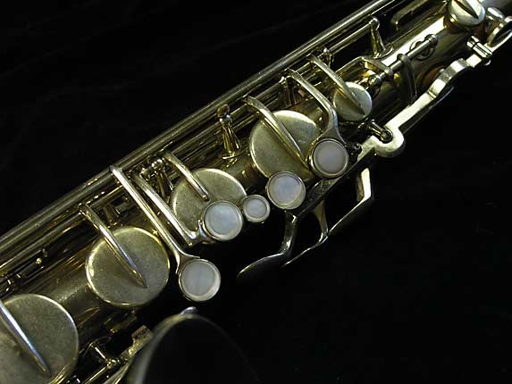 Martin Gold Plate Handcraft Committee Tenor - 124804 - Photo # 7