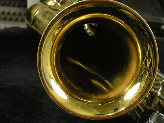 King Lacquer-Sterling Neck Super 20 Alto - 415043 - Photo # 12
