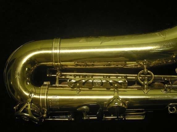 Selmer Lacquer Low A Mark VI Alto - 146156 - Photo # 5