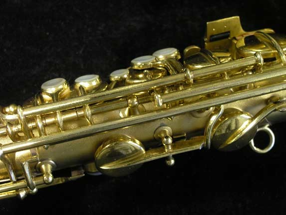 Conn Gold Plate Transitional Alto - 235770 - Photo # 10