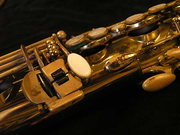 Selmer Lacquer Mark VI Tenor - 185530 - Photo # 8