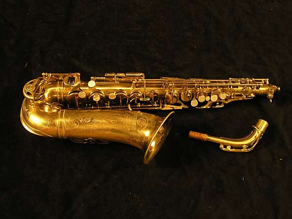 "Selmer Balanced Action ""Dorsey"" Series II Alto - 27426 - Photo # 1"