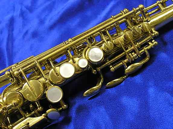 Selmer Lacquer Mark VI Soprano - 105987 - Photo # 7