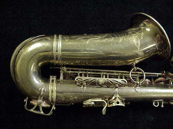 Selmer Lacquer Mark VI Alto - 79741 - Photo # 5