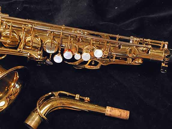 Selmer Lacquer Mark VI Alto - 149473 - Photo # 3