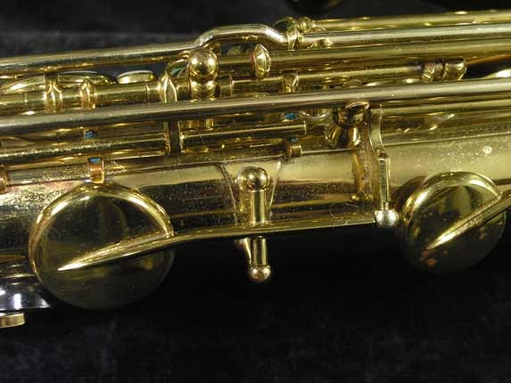 Selmer Lacquer Mark VI Tenor - 143923 - Photo # 13