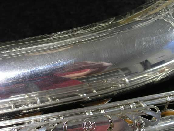 Selmer Silver Plate Mark VI Tenor - 63779 - Photo # 22