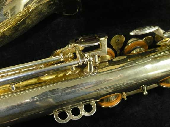 King Gold Plate Zephyr Tenor - 281276 - Photo # 15
