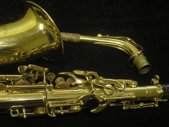 Selmer Lacquer Low A Mark VI Alto - 146156 - Photo # 6