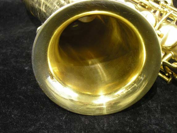 Conn Gold Plate Transitional Alto - 235770 - Photo # 11