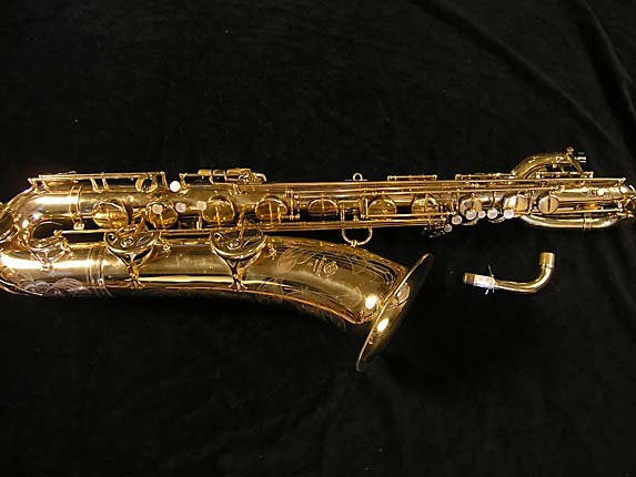 Selmer Lacquer Mark VI Baritone - 248056 - Photo # 1