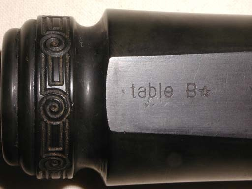 H. Selmer Table B* Tenor - Photo # 4