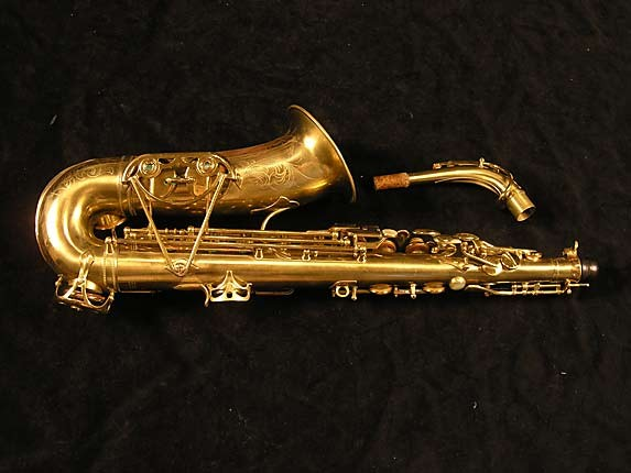 "Selmer Balanced Action ""Dorsey"" Series II Alto - 27426 - Photo # 2"