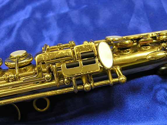 Selmer Lacquer Mark VI Soprano - 105987 - Photo # 8