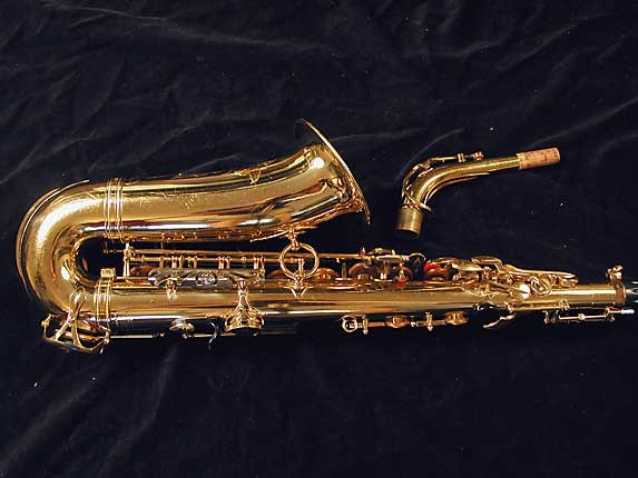 Selmer Lacquer Mark VI Alto - 149473 - Photo # 4
