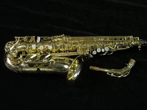 Selmer Lacquer Super Action 80 serie III Alto - 602833 - Photo # 1