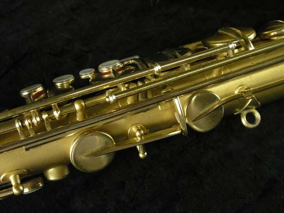 Buescher Gold Plate True Tone Tenor - 211585 - Photo # 7