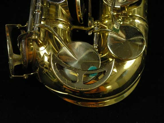 King Lacquer-Sterling Neck Super 20 Alto - 415043 - Photo # 14