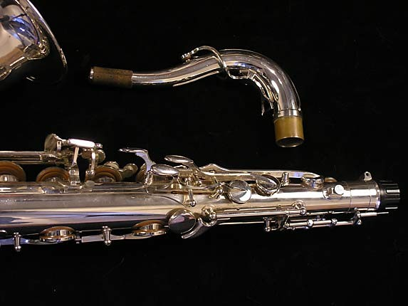 Yanagisawa Silver Plate T-991 Tenor - 00249246 - Photo # 6