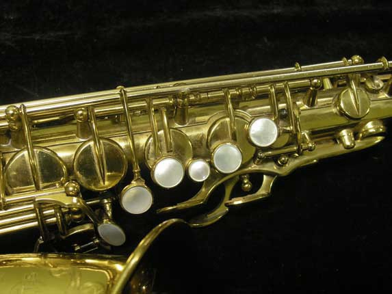 Selmer Lacquer Low A Mark VI Alto - 146156 - Photo # 7