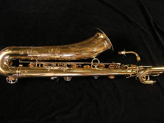 Selmer Lacquer Mark VI Baritone - 248056 - Photo # 2