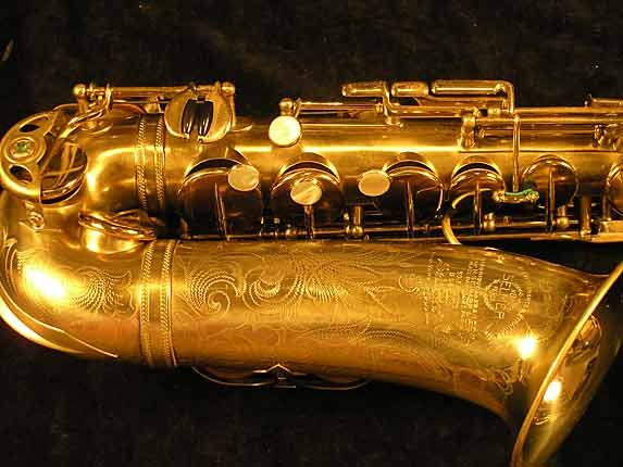 "Selmer Balanced Action ""Dorsey"" Series II Alto - 27426 - Photo # 3"