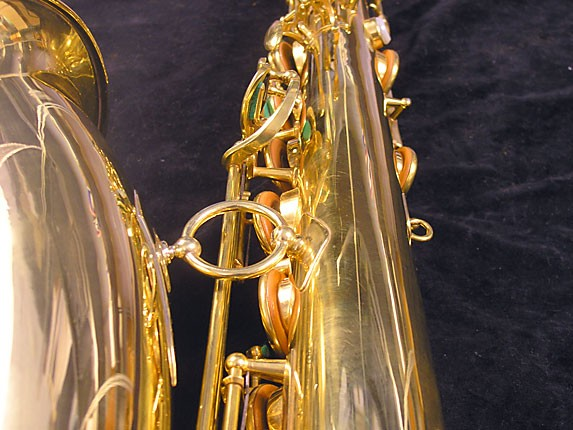 Selmer Gold Plate Super Balanced Action Tenor - 51584 - Photo # 11