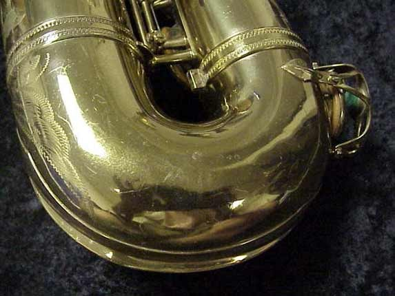 elmer Lacquer Super Balanced Action Tenor - 52084 - Photo # 26