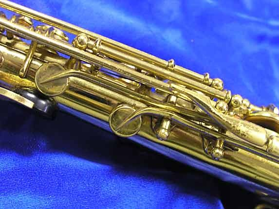 Selmer Lacquer Mark VI Soprano - 105987 - Photo # 9