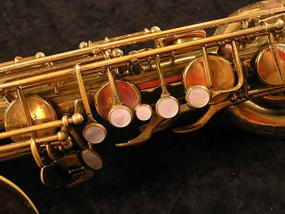 Selmer Lacquer Mark VI Baritone - 100476 - Photo # 8