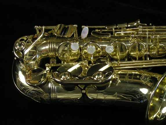 Selmer Lacquer Super Action 80 serie III Alto - 602833 - Photo # 2